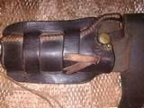 "belgian made, COWBOY RANGER,38sp, & 38lc,with vintage ""Heiser"" belt and holster - 2 of 15"