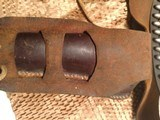 "belgian made, COWBOY RANGER,38sp, & 38lc,with vintage ""Heiser"" belt and holster - 10 of 15"