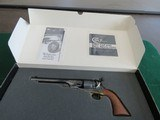 Authentic Colt Blackpowder 1860 Army Modern Revolver