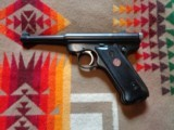 Ruger 50th year commeorative standard pistol new in the box