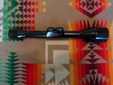 German manufactured Weatherby 6 power scope - 2 of 2