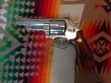 Smith & Wesson model 629-1 , 4 inch revolver , new in the box