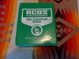 RCBS 7 X 57 dies