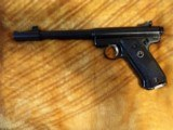 Ruger T678 with factory muzzle brake