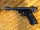 Ruger tapered barrel Target 22