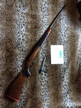 Sako model L61R, new in the box 300 Weatherby Magnum