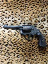 Colt Police Positive 38 Special, Fully Engraved, like new condition - 3 of 9
