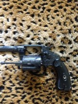 colt police positive 38 special, fully engraved, like new condition