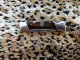 Marlin 125th anniversary Commemorative knife.--- new in original box and leather case-- - 2 of 6