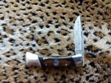 Marlin 125th anniversary Commemorative knife.--- new in original box and leather case-- - 5 of 6