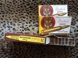 """3 boxes of Weatherby 7 MM Magnum virgin brass in the """" Animal Boxes"""" - 3 of 3"""