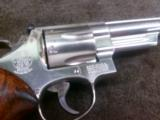 Smith and Wesson model 29. Stainless - 5 of 7