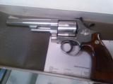 Smith and Wesson model 29. Stainless - 2 of 7