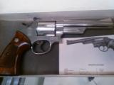Smith and Wesson model 29. Stainless - 1 of 7