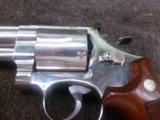 Smith and Wesson model 29. Stainless - 6 of 7
