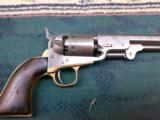 Colt Navy 1851.36 caliber revolver