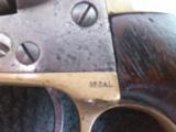 Colt Navy 1851.36 caliber revolver - 5 of 6