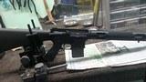 Bushmaster Predator xm15 custom rifle