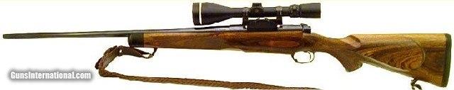 Bolliger - Custom Dakota - 7mm Rem Mag caliber