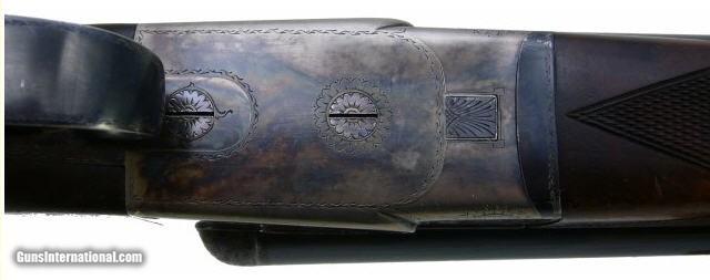 Pirotte - Boxlock Ejector - 12 ga -- 3 of 6