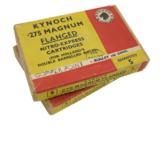 Kynoch .275 Flanged