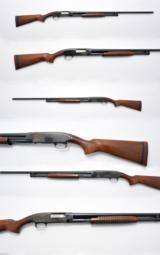 Winchester 12 Heavy Duck Gun