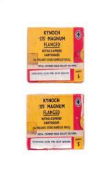 Kynoch .375 Magnum Flanged