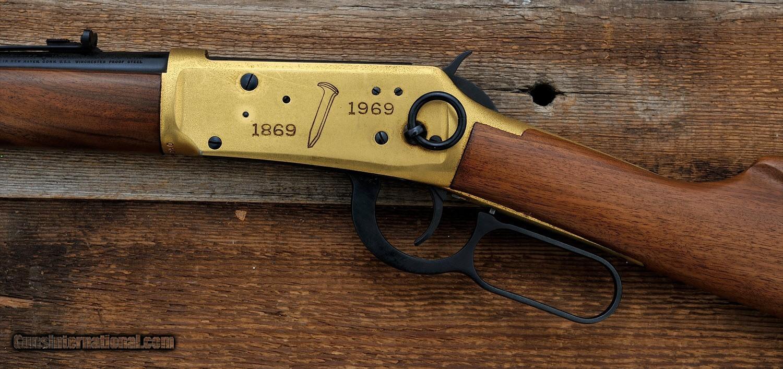 Winchester - 94 Golden Spike Commemorative -  30-30 caliber -