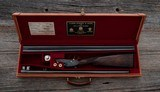 J. Purdey & Sons - Best 2 barrel set - 20 ga
