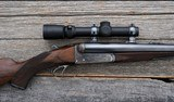 William Evans - Double Rifle - .470 N.E. caliber - 4 of 6
