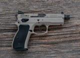 CZ 75 P-01 Omega Urban Grey Suppressor-Ready - 9mm