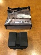Blade-Tech Revolution DMP Glock 9/40 Double Stack Double Mag Pouch Ambidextrous Black