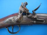 British Flintlock Officer's Fusil circa 1776 Export .65 Caliber