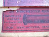 Winchester Model 94 .30 Full Patch 2 pc. Cartridge Box Full circa 1915 - 2 of 12