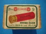 UMC Nitro Club 20 Gauge 2 pc. Box Full & Sealed - 2 of 11