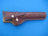 Lawrence Holster #552 24FSC S&W Model 41 7 3/8 inch Barrel