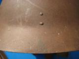 Japanese Type 90 Combat Helmet w/original liner Unissued - 3 of 12