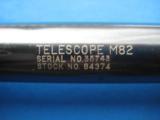 Lyman M82 Telescope Original Sniper Scope Garand 03A4 - 2 of 12