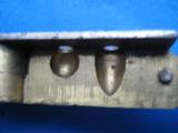 Colt Root Model Bullet Mold 28 Caliber Original Pre-Civil War - 9 of 10