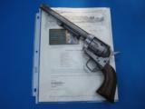 Colt SAA 1st Generation 45 Blue 7 1/2