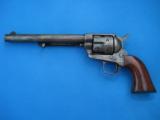 Colt SAA 1st Generation 45 circa 1875 w/Colt LetterANTIQUE