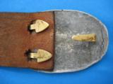 Civil War U.S. Buckle & Belt Original circa 1861 - 3 of 13