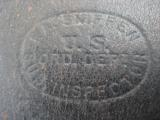 Civil War U.S. Buckle & Belt Original circa 1861 - 6 of 13