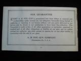 A.H. Fox Shotguns 1922 Original Catalog w/price list - 3 of 15