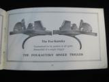 A.H. Fox Shotguns 1922 Original Catalog w/price list - 9 of 15