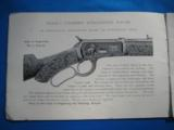 Winchester Highly Finished Arms Catalog circa 1897 Original - 9 of 15