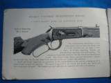 Winchester Highly Finished Arms Catalog circa 1897 Original - 7 of 15