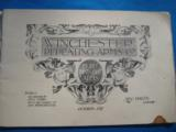 Winchester Highly Finished Arms Catalog circa 1897 Original - 3 of 15