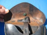 German P08 Police Luger Holster 1933 w/matching Tool Rare - 6 of 12