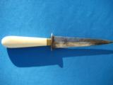 Naval Dirk w/scabbard circa 1820 - 6 of 10